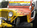 Jeep CJ basic custom tube fenders